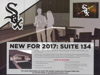 WhiteSox Suite 134